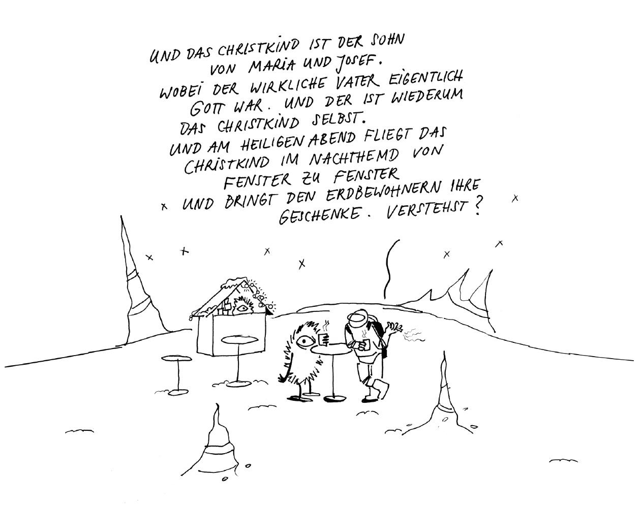 2dp Weihnachtskarte 17