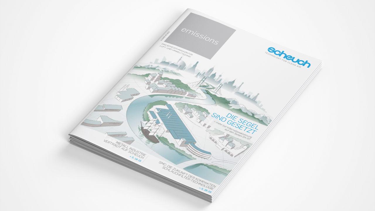 Scheuch A4 Brochure