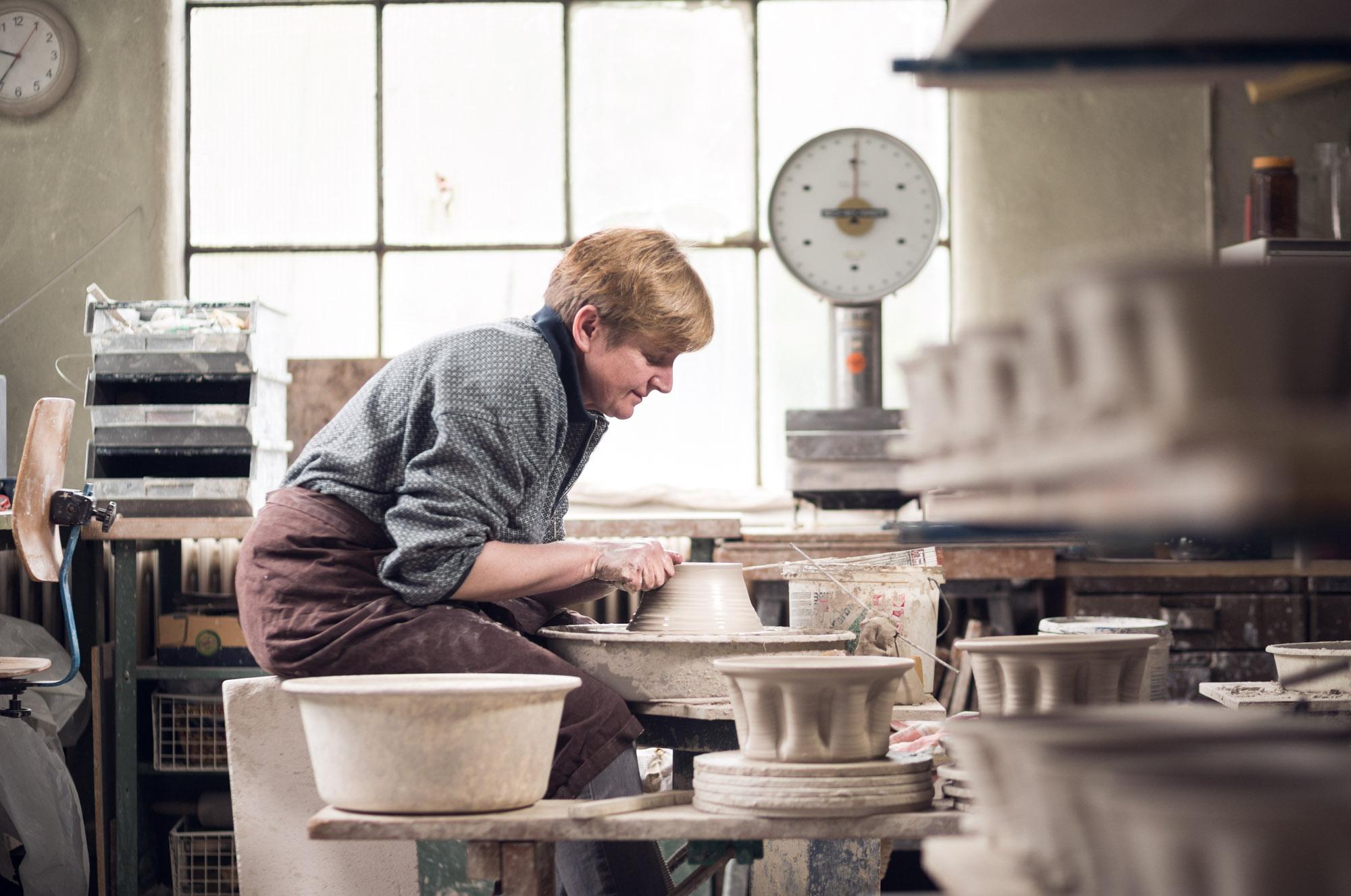 Marktplatz Mittelkaernten Keramik Polzer | Foto: Elias Jerusal