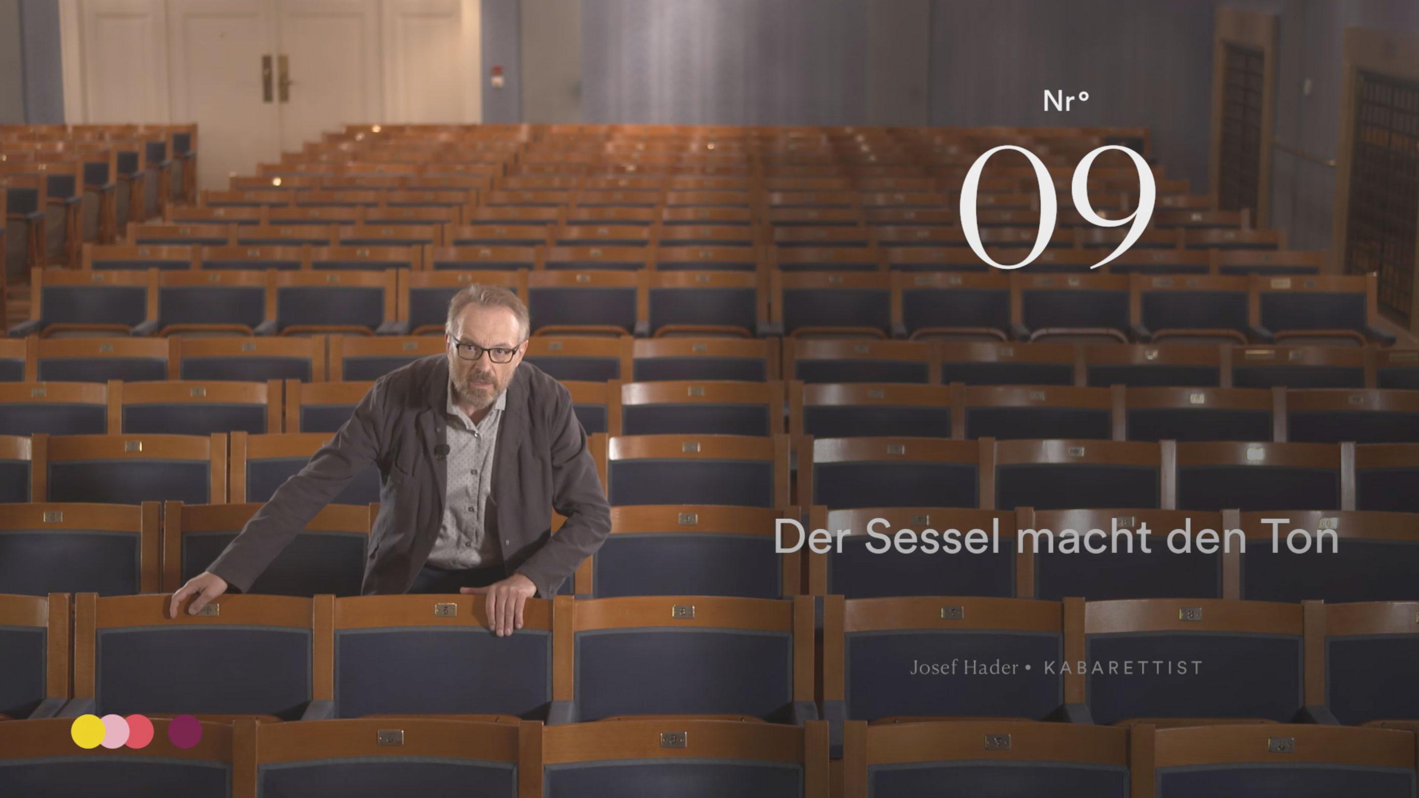 Wiener Konzerthaus 10 Dinge Folge 9