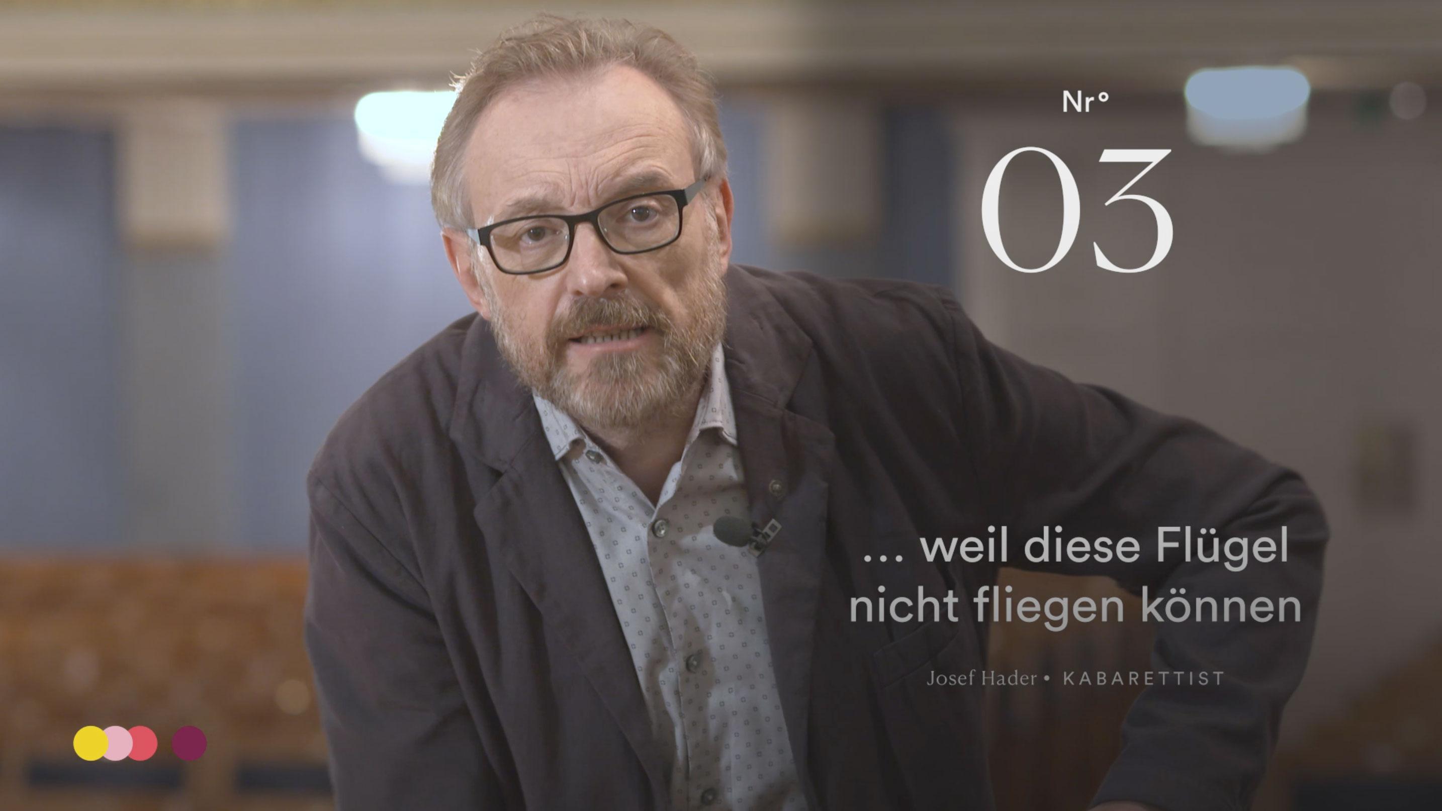 Wiener Konzerthaus 10 Dinge Folge 3