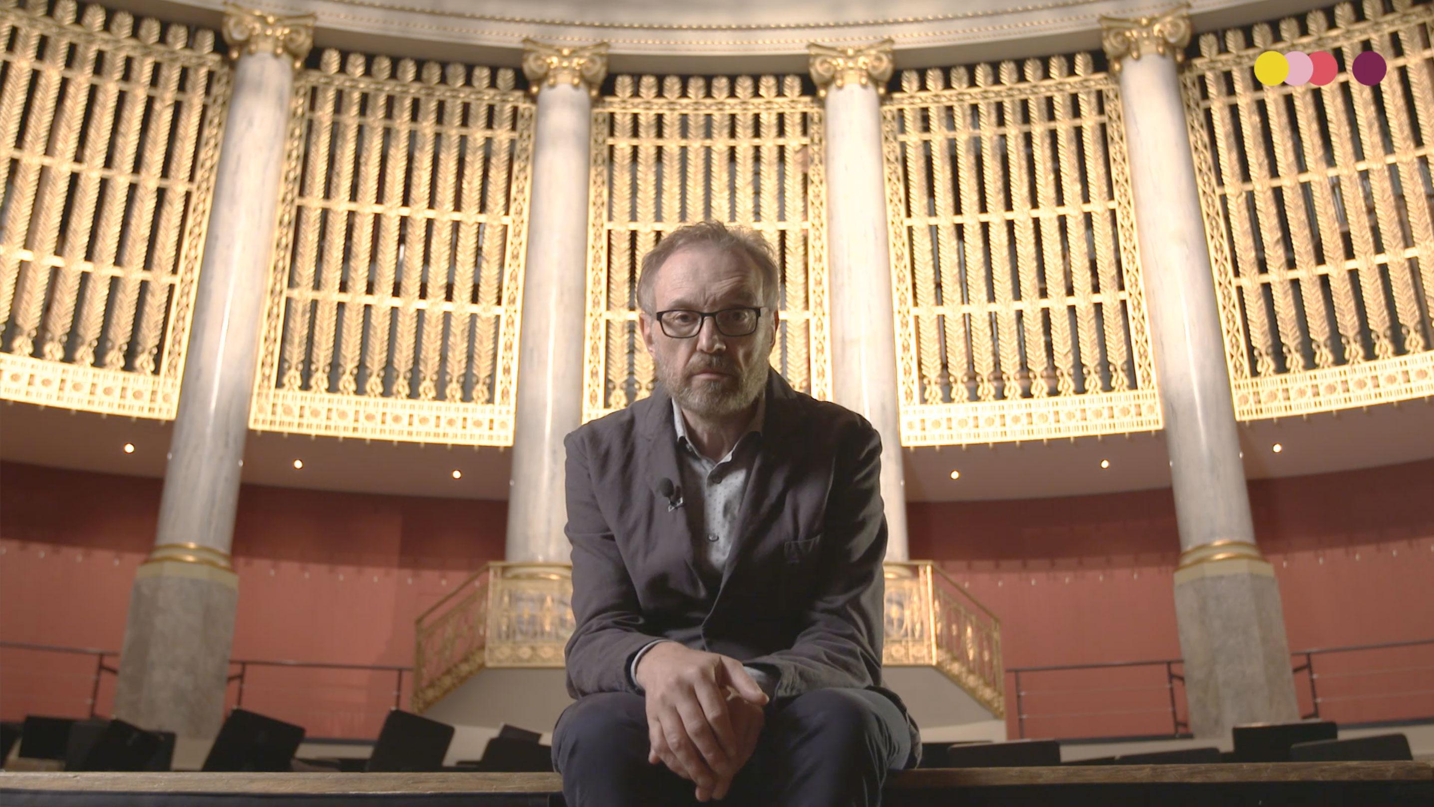 Wiener Konzerthaus Josef Hader Orgel