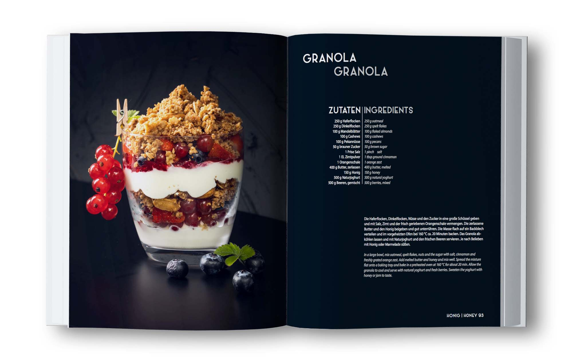 Mock Up Granola