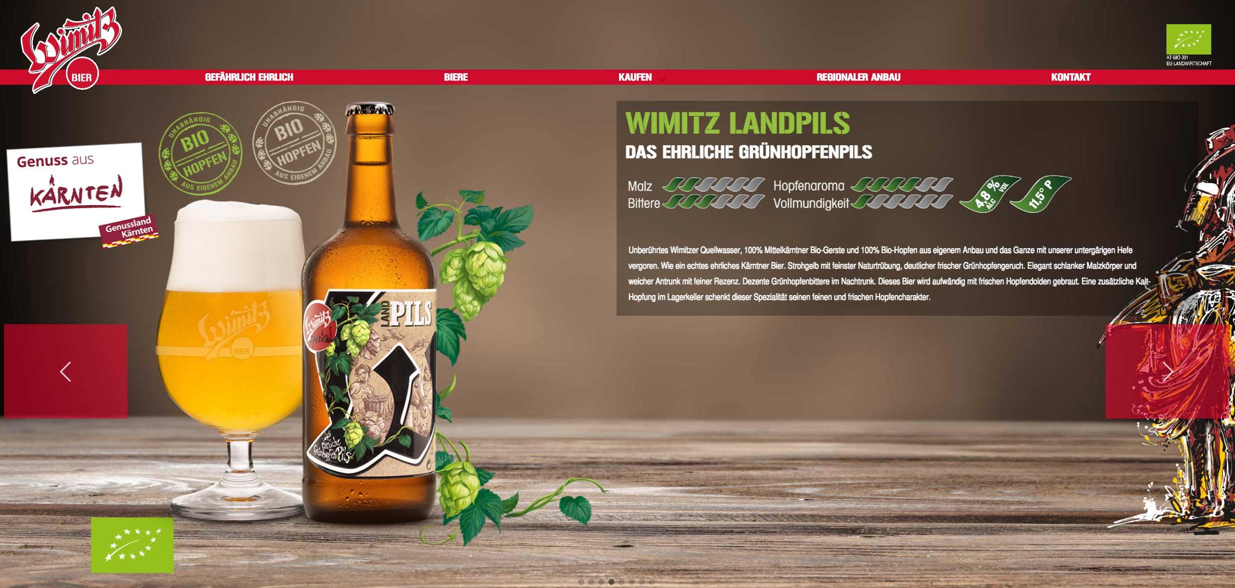 Wimitz Web Usecase